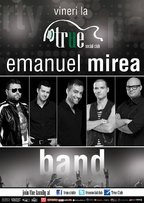 Concert Emanuel Mirea Band in True Club