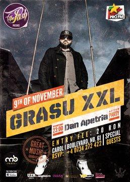 GRASU XXL in concert @ THE PUSH CLUB