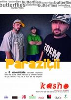 Parazitii in concert in Club Kasho!