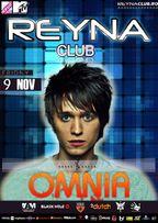 Party cu Omnia in Club Reyna!