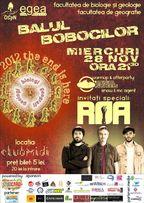 ROA la Balul Bobocilor in Club Midi!
