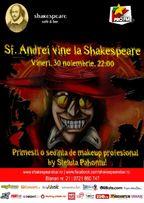 Party de Sf. Andrei la Shakespeare Bar