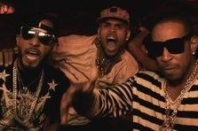 Swizz Beatz, Chris Brown, Ludacris - Everyday Birthday (videoclip)
