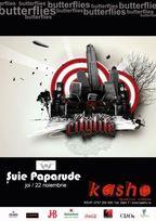 Suie Paparude in Club Kasho