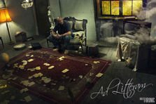 Ad Litteram feat Makru & Oreste - Legat la ochi si maini (premiera videoclip)