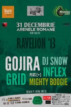 arena dnb RAVELION 2013 @ Arenele Romane