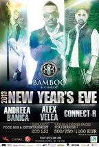 Revelion 2013 in Bamboo - Andreea Banica, Alex Velea si Connect-R!
