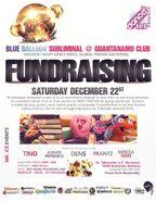 Event Caritabil - Blue Balloon Subliminal in Club Guantanamo!