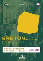 Breton (live), Plurabelle @Control Club