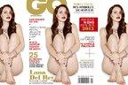 Lana del Rey, goala in GQ Romania