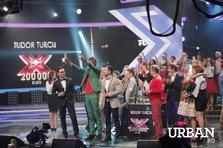 Tudor Turcu este castigatorul X Factor! (poze de la finala)