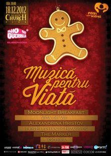 Muzica Pentru Viata in The Silver Church din Bucuresti!