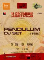 PENDULUM dj set \w VERSE - arena dnb @Arenele Romane