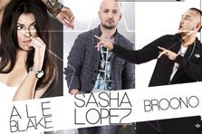 Sasha Lopez feat Ale Blake - Lucky Star (single nou)