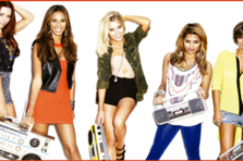 The Saturdays feat Sean Paul - What About Us (single nou)
