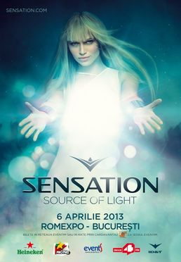 Sensation White - Source of Light la Romexpo