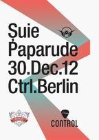 SUIE PAPARUDE @ Control ultimul concert din 2012