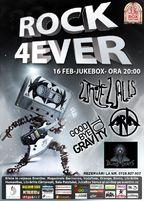 Concert ROCK 4EVER in Jukebox Venue