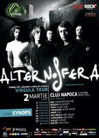 Concert Alternosfera in Euphoria Music Hall din Cluj Napoca