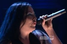 Evanescence- The Other Side,  (live@ Conan O'Brien)