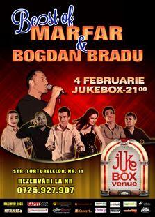 Best of MARFAR & BOGDAN BRADU in JUKEBOX VENUE