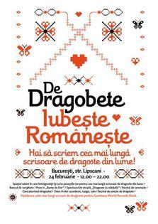 De Dragobete, iubeste romaneste si stabileste un record mondial!
