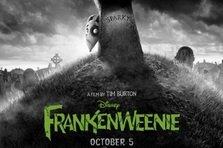Primul poster al animatiei Frankenweenie