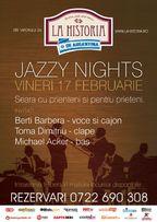 Jazzy Night in La Historia de Argentina!