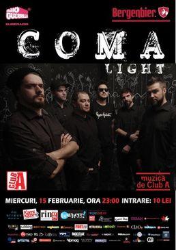 Concert Coma - Muzica de Club A