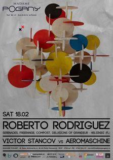Roberto Rodriguez si Victor Stancov vs. Aeromaschine @Madame Pogany