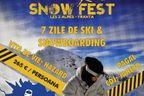 Snow Fest: Vita de Vie, Hazard si Pagal @Les 2 Alpes!