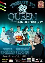 Tribute to Queen cu Marfar si Bogdan Bradu in Jukebox Venue