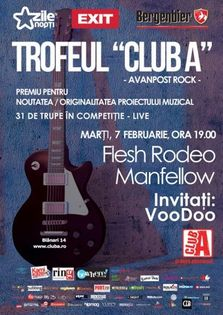 Incepe Trofeul Club A - Avanpost Rock!