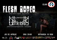 Concert Flesh Rodeo & Gateless in Underworld Club!
