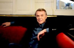 AMANAT Salvatore Adamo - Concert Extraordinar de Craciun la Sala Palatului!