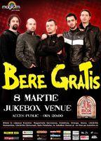 Concert Bere Gratis in Jukebox Venue de 8 Martie
