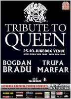 Tribute to Queen in Jukebox Venue!