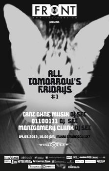 FRONT presents ALL TOMORROW'S FRIDAYS #1