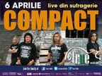 Concert Compact! LIVE din sufragerie! in True Club!