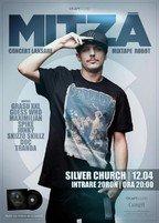 """Concert Mitza (Agresiv) - lansare mixtape """"Robot"""" in The Silver Church"""