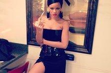 Poza zilei: Rihanna e printesa din China!
