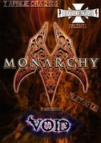 Concert Monarchy in Bikers Club din Ploiesti!