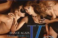 Poza zilei: J. Lo si Casper Smart, obraznici si sexy la filmarile Dance Again