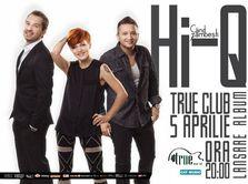 """Hi-Q lanseaza albumul """"Cand zambesti"""" in True Club din Bucuresti"""