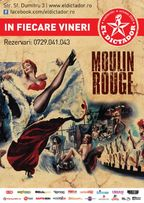 Moulin Rouge Party @El Dictador