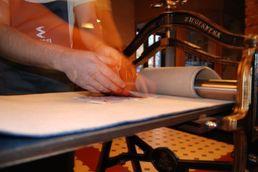 Workshop-uri: Tipografie cu Razvan Supuran (Atelierul de Carte - MTR) la ENERGIEA