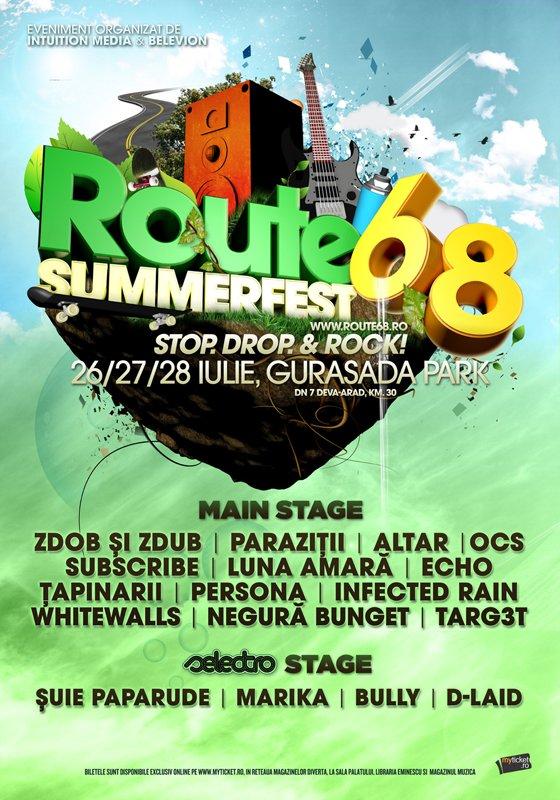 68 Rt Charger: Route68 SummerFest 2012 @Gurasada Park
