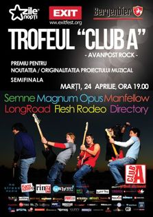 Trofeul Club A - Avanpost Rock - Semifinale