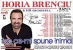 """Horia Brenciu si HB Orchestra in Turneu National: """"Fac ce-mi spune inima""""!"""