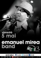 Concert Emanuel Mirea Band in True Club!